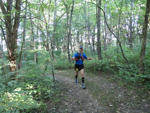 Evergreen Lake Ultra and a Half 2014 B Maja Vito