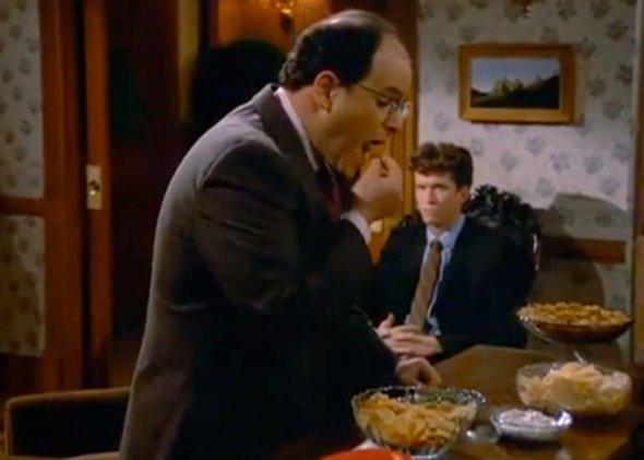 Seinfeld Double Dip