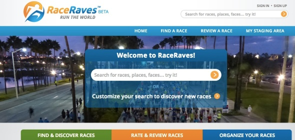 raceraves-screenshot-main-page